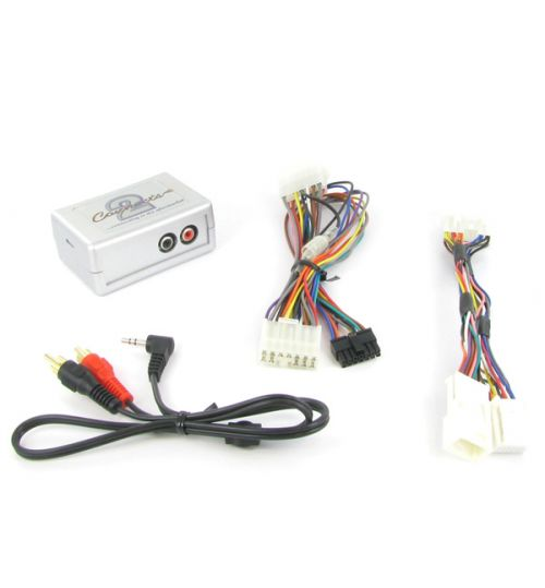 Connects2 Aux Interface Adaptor For Toyota- CTVTYX002
