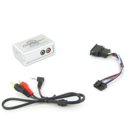 Connects2 Aux Interface Adaptor For Volkswagen - CTVVGX003