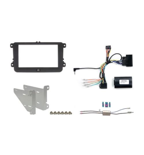 "Alpine KIT-7VWPQ 7"" installation Kit for VW Beetle, Caddy, T6"