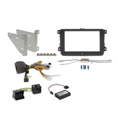 "Alpine KIT-7VWX300 7"" Installation Kit for Volkswagen platforms (MIB-PQ/Golf VI - Seat, Skoda and VW)"