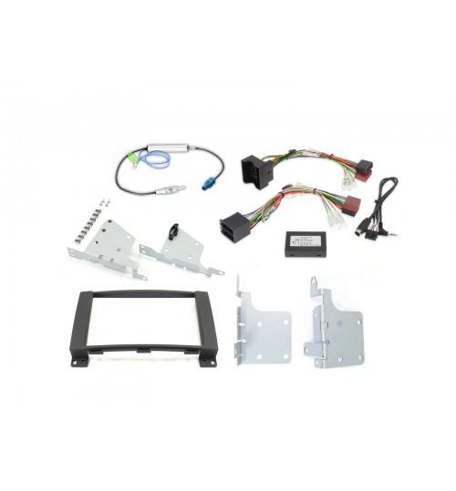 Alpine Installation Kit for X800D-U / INE-W928R ( Mercedes A Class (W169), B Class (T245), Vito / Viano (639) ) - KIT-8MB