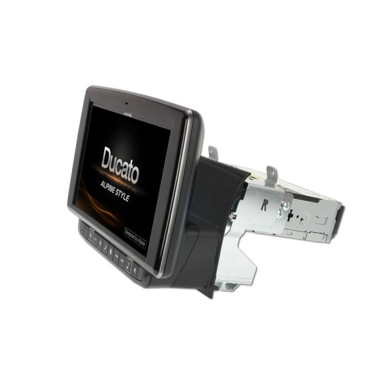 """Alpine i902D-DU 9"""" Touch Screen Navigation for Citroen,"""