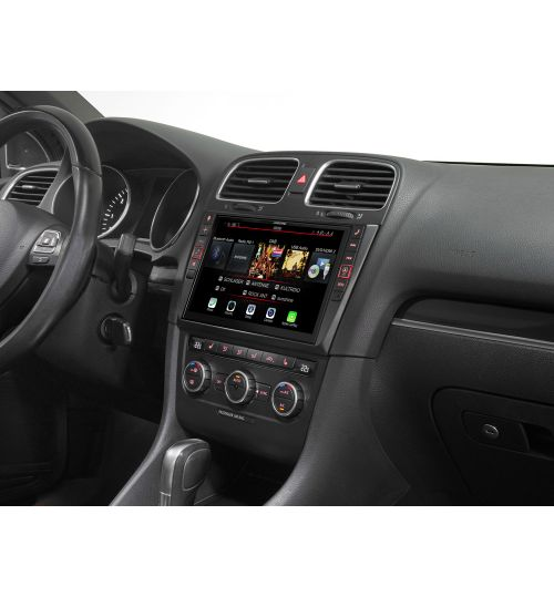 """Alpine X903D-G6 9"""" Touch Screen Navigation for Volkswagen Golf 6 Apple CarPlay and Android Auto"""