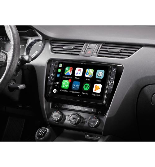 "Alpine X903D-OC3 9"" Touch Screen Navigation for Skoda Octavia 3 Apple Car Play, Android Auto"