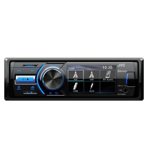 JVC KD-X560BT Digital Media Receiver Bluetooth Car Stereo iPod iPhone Direct Control