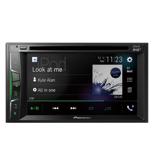 Pioneer AVH-A3200DAB CD, DVD Multimedia Player with Bluetooth USB DAB Digital Radio