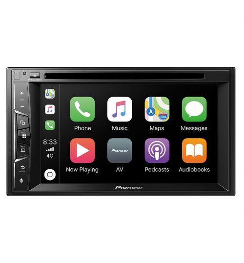 """Pioneer AVH-Z2200BT 6.2"""" DVD CarPlay TouchScreen Bluetooth iPhone Android Player"""
