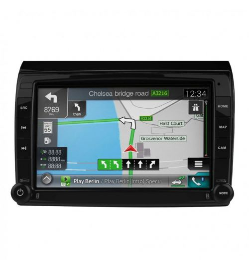 Pioneer AVIC-EVO1-DT2-C-OE CamperVan Navigation Bluetooth DAB Apple Carplay Stereo