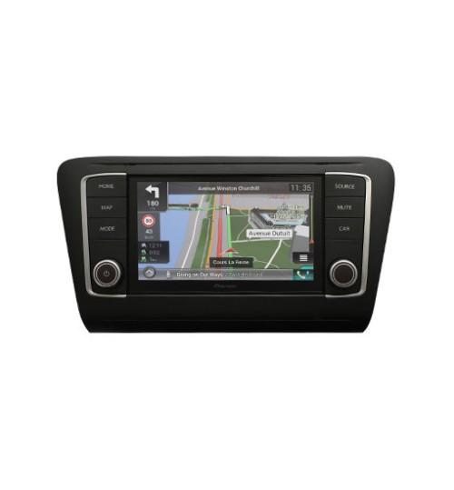 Pioneer AVIC-EVO1-OC2-MTB Apple CarPlay & Android Auto. Pioneer's solution for your Skoda Octavia