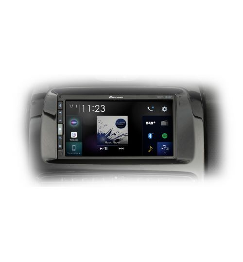 Pioneer SPH-EVO62DAB-CLIO DAB+ Radio Apple Car Play, Adroid, Bluetooth Stereo For Renault Clio IV