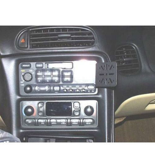 Dashmount 70429 Upper Console Mounting Bracket Chevrolet Corvette C5 98-04