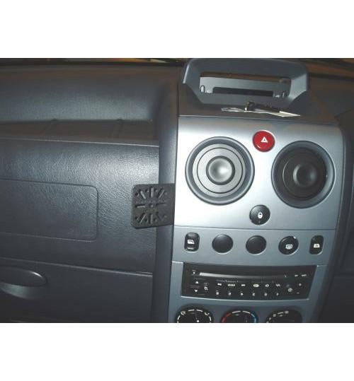 Dashmount 71094 Upper Console Mounting Bracket Citroen Berlingo 2004 - 2008 with Glove Box