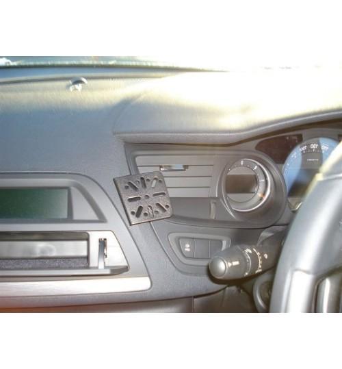 Dashmount 711186 Upper Console Mounting Bracket Citroen C5 2008 > Vent