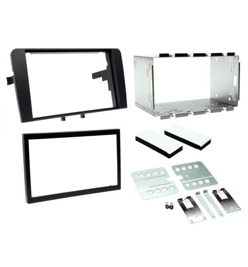 Connects2 Double DIN Stereo Fascia Plates For Audi - CT23AU02