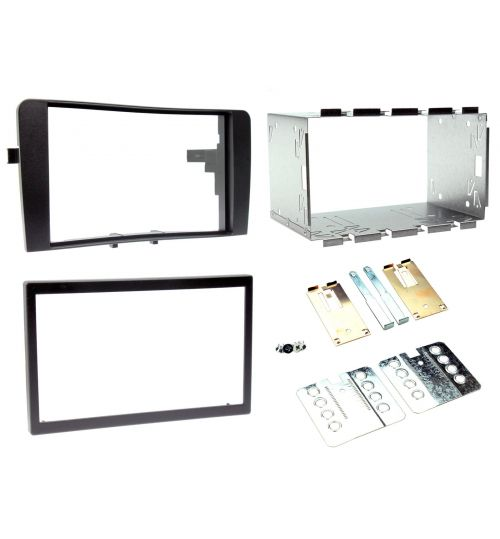 Connects2 Double DIN Stereo Fascia Plates For Audi - CT23AU04