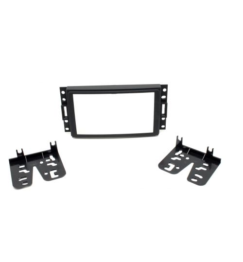 Connects2 Double DIN Stereo Fascia Plates For Hummer - CT23HU01