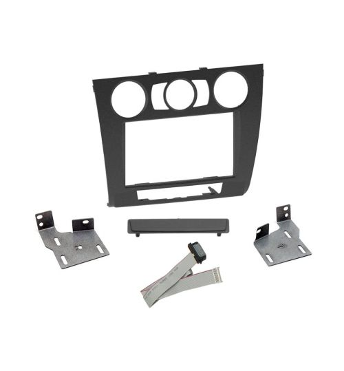 Connects2 Double DIN Stereo Fascia Plate For BMW - CT23BM06