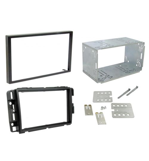 Connects2 Double DIN Stereo Fascia Plate For Cadillac - CT23CA01