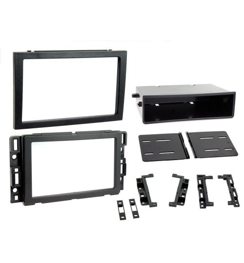Connects2 Double DIN Stereo Fascia Plate For Chevrolet - CT23CV02