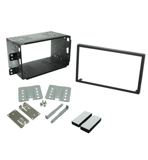 Connects2 Double DIN  Stereo Fascia Plate For Chevrolet - CT23CV03