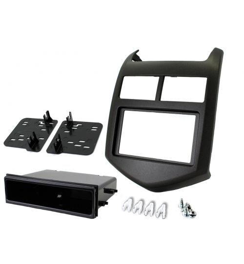 Connects2 Double DIN Fascia Plates For Chevrolet - CT23CV07
