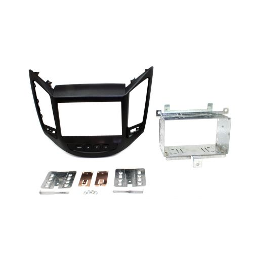 Connects2 Double DIN Stereo Fascia Plate For Chevrolet - CT23CV08