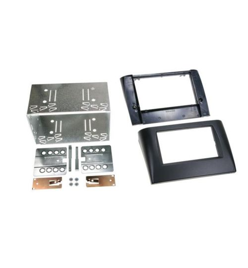 Connects2 Double DIN Stereo Fascia Plate For Fiat - CT23FT01