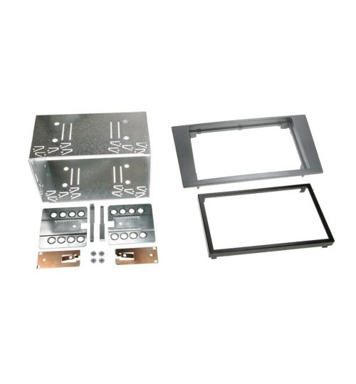 Connects2 Double DIN Stereo Fascia Fitting Kit For Ford - CT23FD05