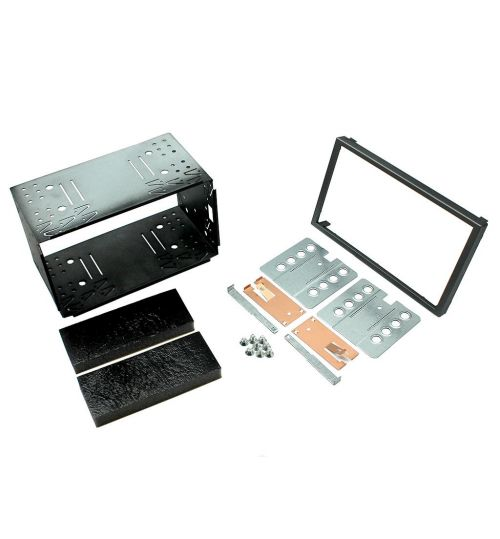 Connects2 Double Din Stereo Fascia Plate For Honda - CT23HD01