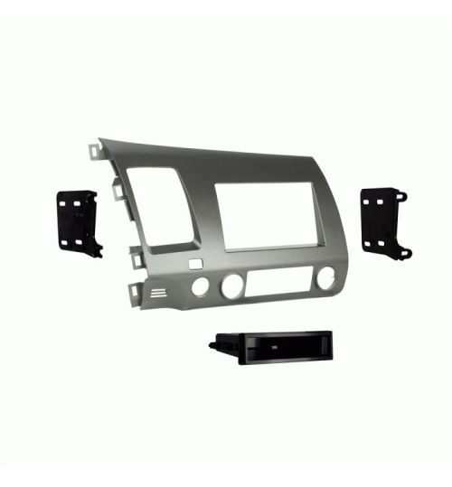 Connects2 Double DIN Stereo Fascia Adaptor For Honda - CT23HD04L