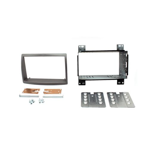 Connects2 Double DIN Stereo Fascia Plate For Hyundai - CT23HY03