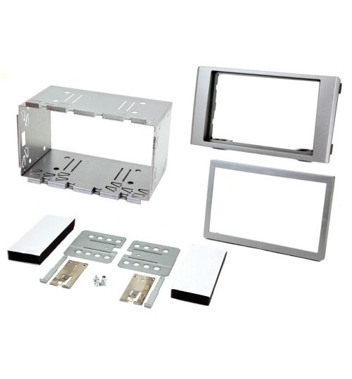 Connects2 Double DIN Stereo Fascia Plate For Iveco - CT23IV02