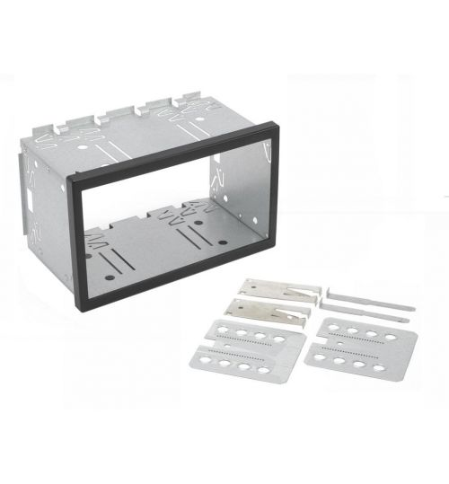 Connects2 Double Din Stereo Fascia Fitting Kit For Mercedes - CT23MB08