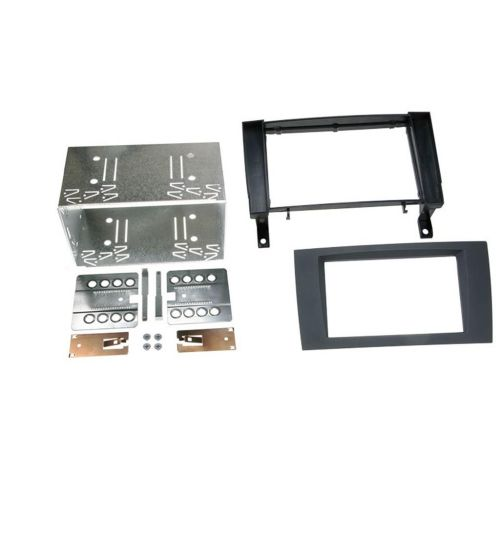 Connects2 Double Din Stereo Fascia Fitting Kit For Mercedes - CT23MB09