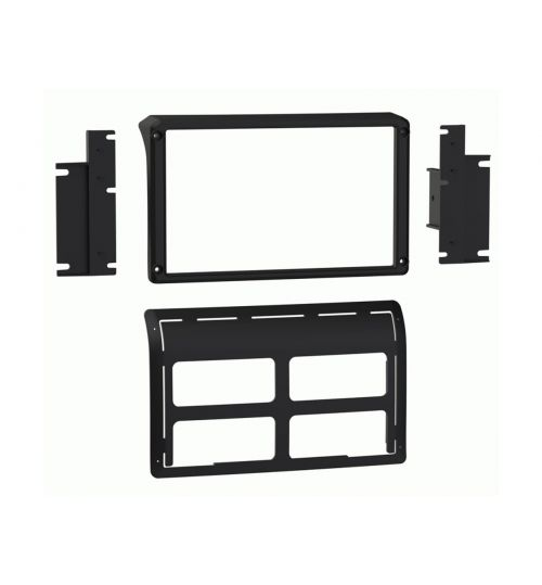 Connects2 Double DIN Stereo Fascia Adapter For Jeep - CT23JP10