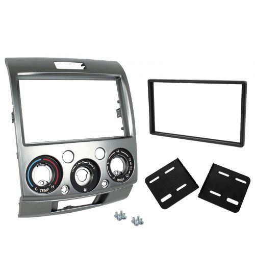 Connects2 Double Din Stereo Fascia Adaptor For Mazda - CT23FD14