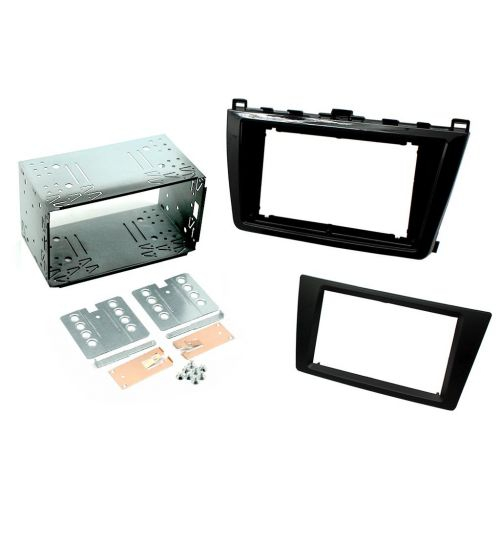 Connects2 Double Din Stereo Fascia Adaptor For Mazda - CT23MZ10
