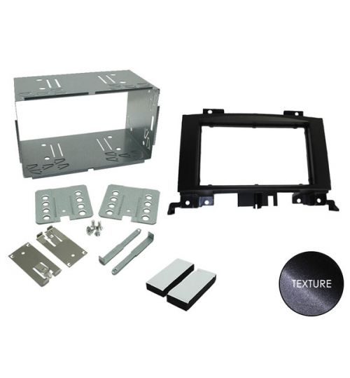 Connects2 Double DIN Stereo Facia Adapter For Volkswagen - CT23MB13