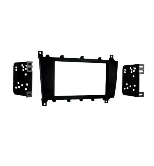 Connects2 Double Din Stereo Fascia Fitting Kit For Mercedes - CT23MB18