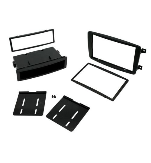 Connects2 Single / Double DIN Stereo Fascia Adapter For Mercedes - CT24MB22