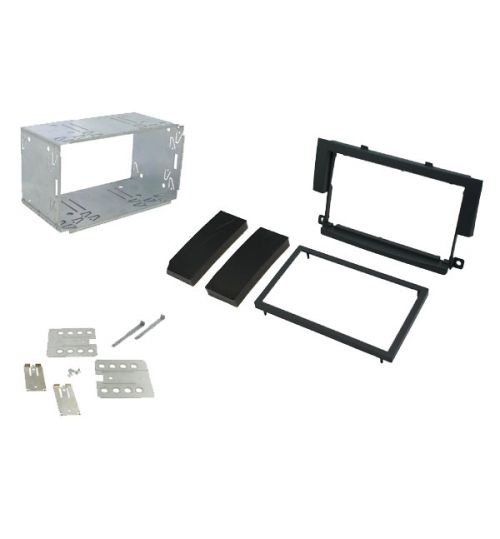 Connects2 Double Din Fascia Fitting Kit For Mitsubishi - CT23MT03