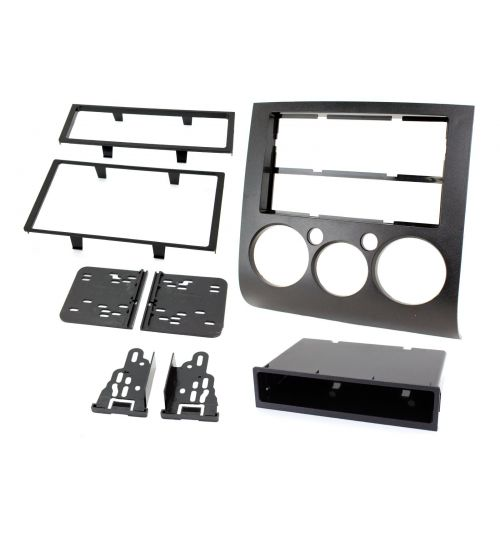 Connects2 Double Din Fascia Fitting Kit For Mitsubishi - CT23MT04