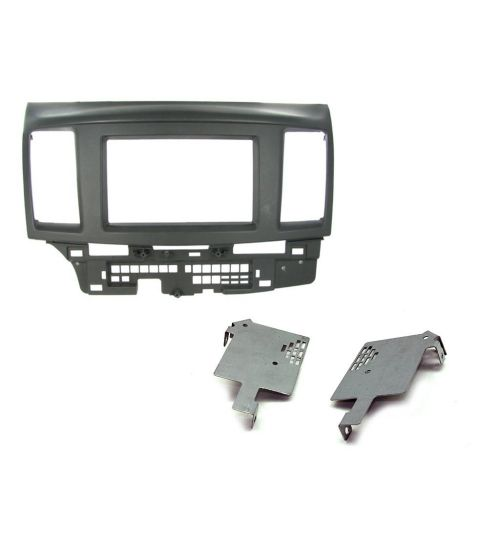 Connects2 Double Din Fascia Fitting Kit For Mitsubishi - CT23MT05
