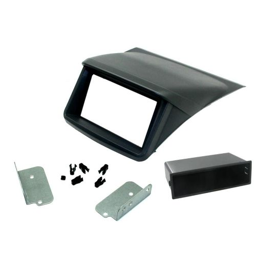 Connects2 Double Din Stereo Fascia Adapter For Mitsubishi - CT23MT12
