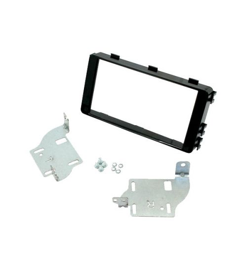 Connects2 Double Din Fascia Fitting Kit For Mitsubishi - CT23MT16