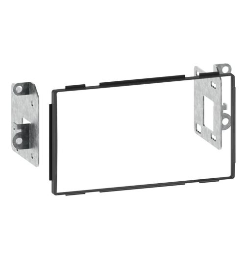 Connects2 Double Din Stereo Fascia Fitting Kit For Nissan - CT23NS01