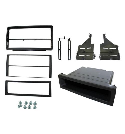 Connects2 Double Din Stereo Fascia Fitting Kit For Nissan - CT23NS02