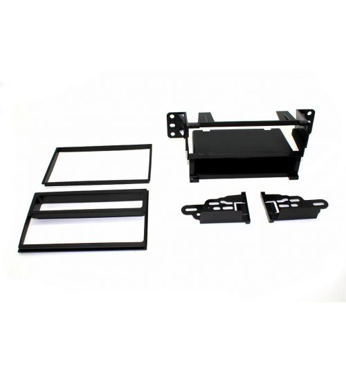 Connects2 Double Din Stereo Fascia Fitting Kit For Nissan - CT23NS03