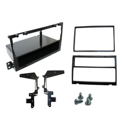 Connects2 Double Din Stereo Fascia Fitting Kit For Nissan - CT23NS04