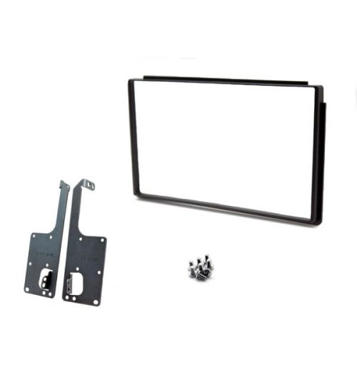 Connects2 Double Din Stereo Fascia Fitting Kit For Nissan - CT23NS07